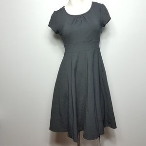 Boden Gray dress size 6R